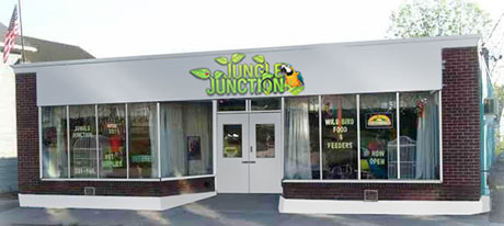 Jungle Junction Pet Store